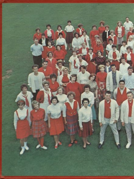 1963 Burlingame High School Yearbook Page 2