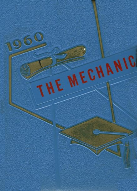 1960 Williamson Free School of Mechanical Trades Yearbook Cover