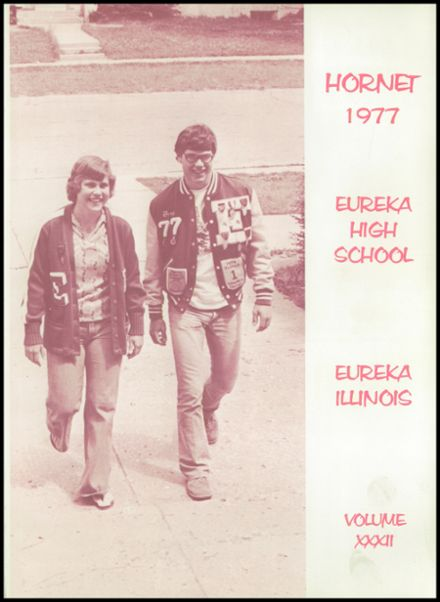 1977 Eureka High School Yearbook Page 5