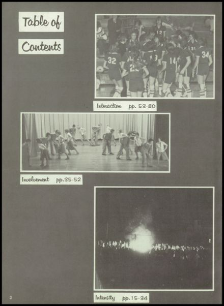 1977 Eureka High School Yearbook Page 6