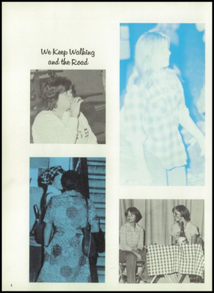 1977 Eureka High School Yearbook Page 8
