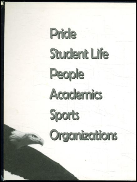 2001 Akins High School Yearbook Page 2