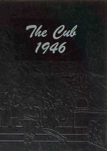 1946 Sterling High School Yearbook Cover
