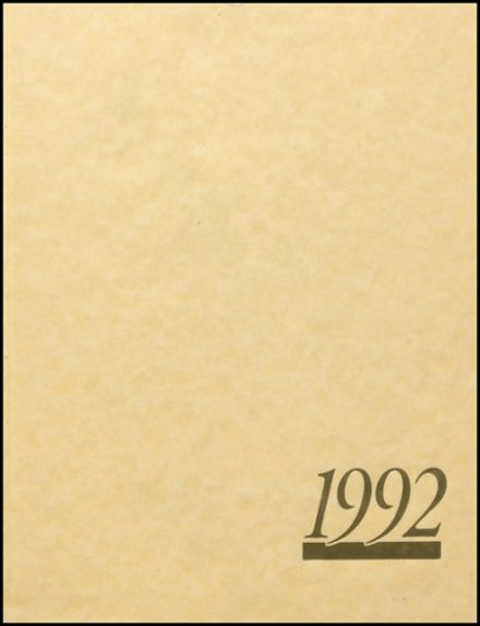 1992 Stillwater High School Yearbook Page 3