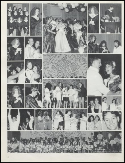 1992 Stillwater High School Yearbook Page 8