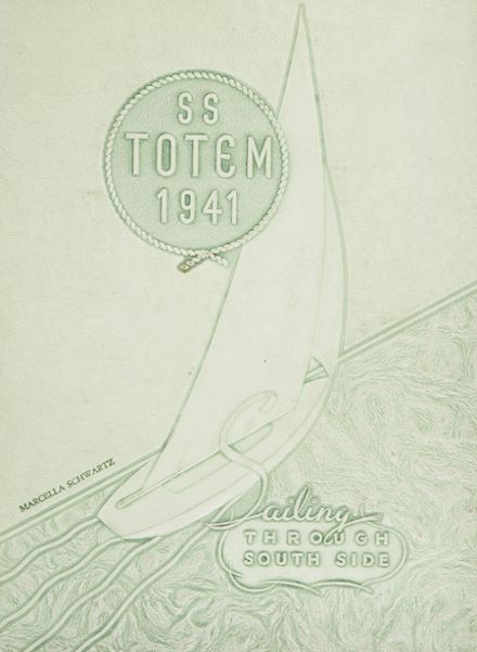 1941 South Side High School Yearbook Cover