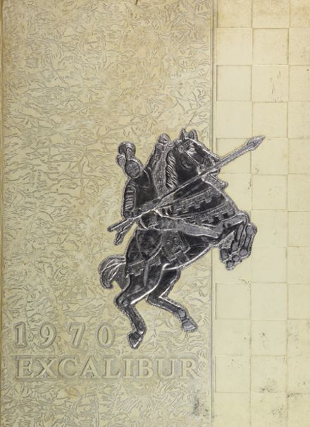 1970 Robinson High School Yearbook Cover