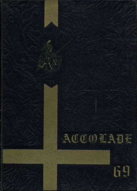 1969 Norwell High School Yearbook Cover