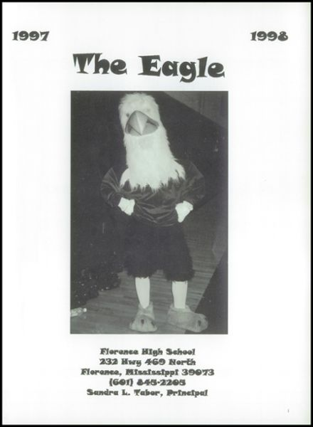 1998 Florence High School Yearbook Page 5