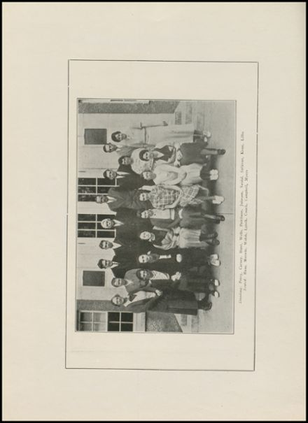 1935 New Milford High School Yearbook Page 6