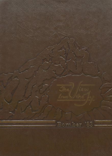 1983 Mountain Home High School Yearbook