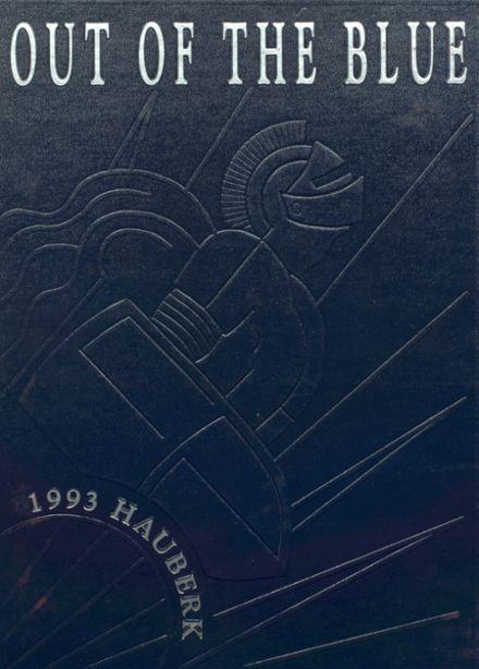 1993 Shawnee Mission East High School Yearbook Cover