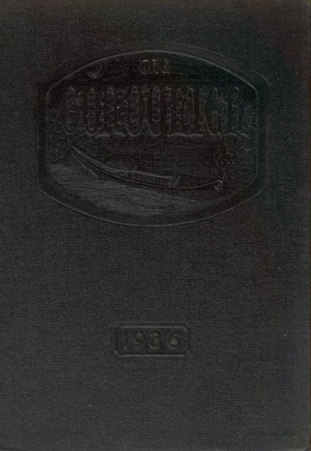 1936 Venice High School Yearbook Cover