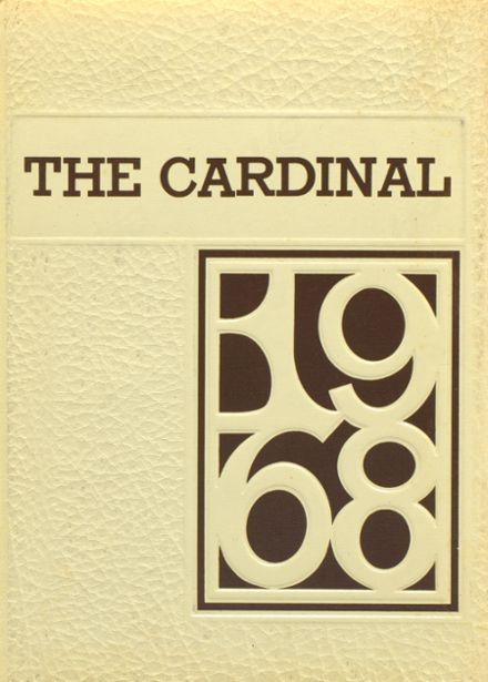 1968 Michigan Lutheran Seminary Yearbook Cover