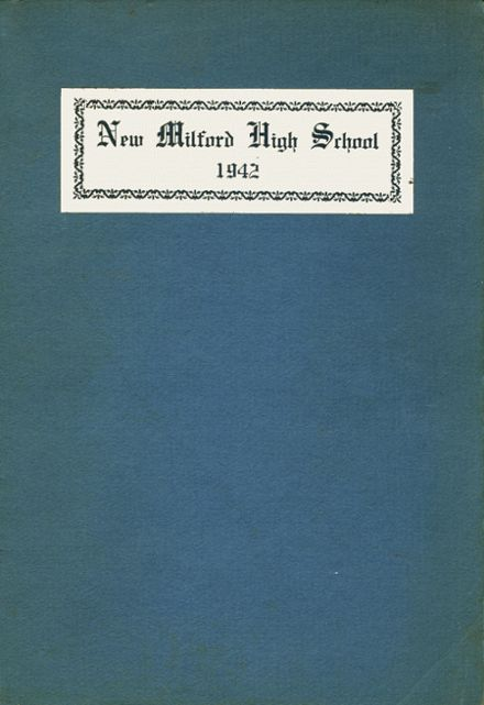 1942 New Milford High School Yearbook Cover