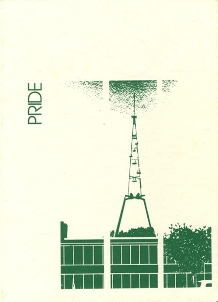 1982 Notre Dame High School Yearbook Cover