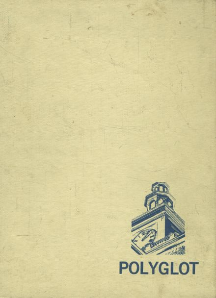 1976 Polytechnic High School Yearbook Cover