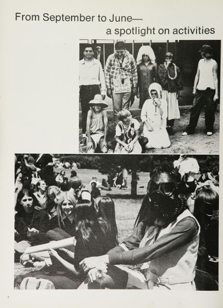 1970 Adolfo Camarillo High School Yearbook Page 6