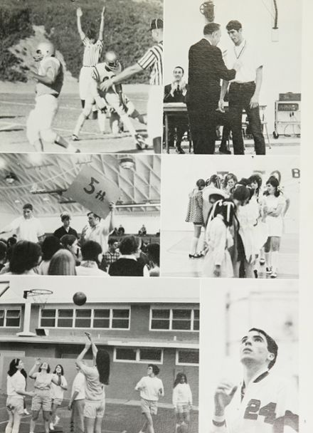 1970 Adolfo Camarillo High School Yearbook Page 9