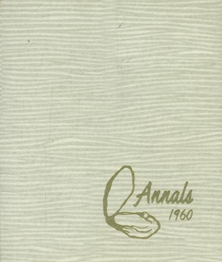 1960 Hunter College High School Yearbook Cover