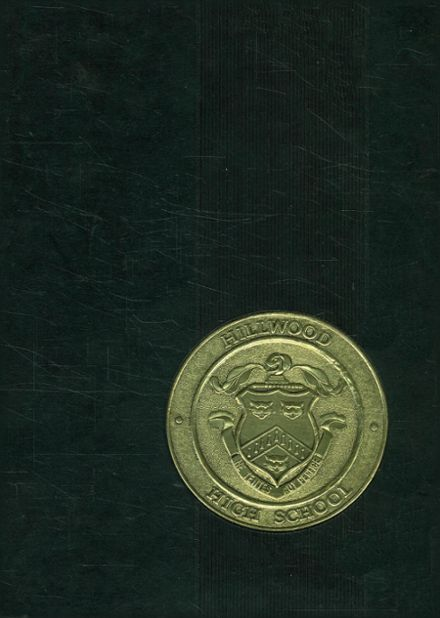 1993 Hillwood High School Yearbook Cover