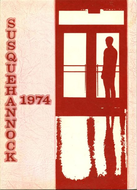 1974 Columbia High School Yearbook Cover