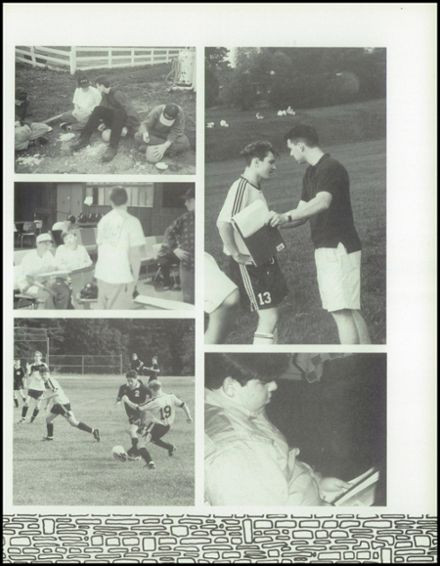 1996 Phelps High School Yearbook Page 9