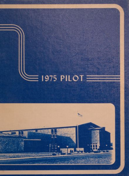 1975 North Judson-San Pierre High School Yearbook Cover