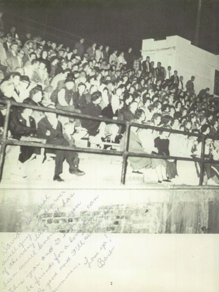 1963 Parsons High School Yearbook Page 6