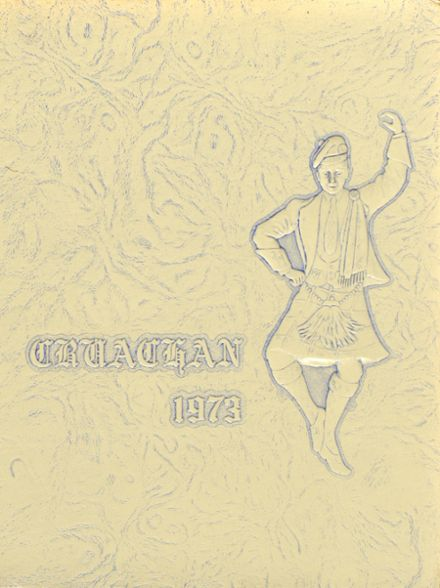 1973 Royal High School Yearbook Cover