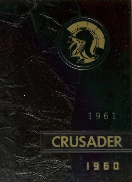 1961 Northwest Christian School Yearbook Cover
