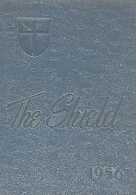 1956 St. Francis High School Yearbook Cover