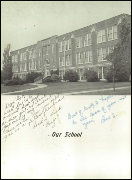 1947 River Falls High School Yearbook Page 8