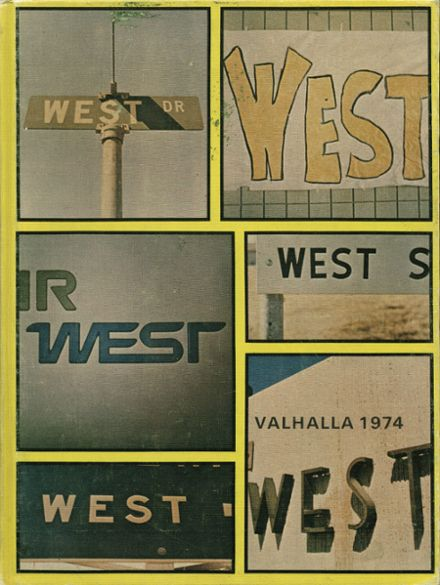 1974 West High School Yearbook Online Bakersfield Ca Classmates