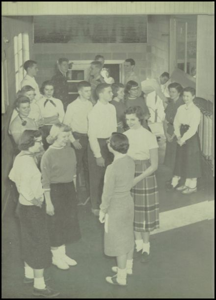 1956 Johnston High School Yearbook Page 6