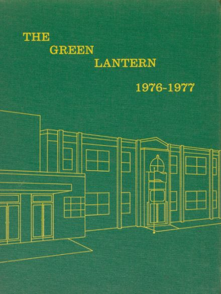1977 Green Valley High School Yearbook Cover