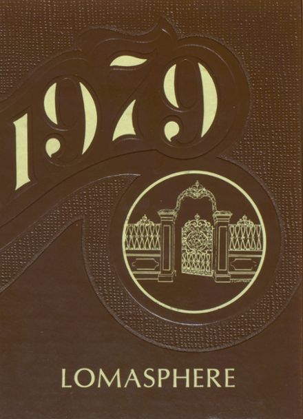 1979 Loma Linda Academy Yearbook Cover