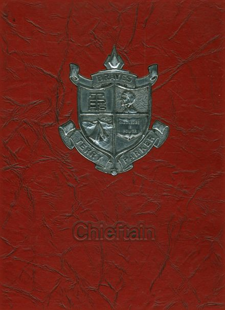 1978 Terry Parker High School Yearbook Cover