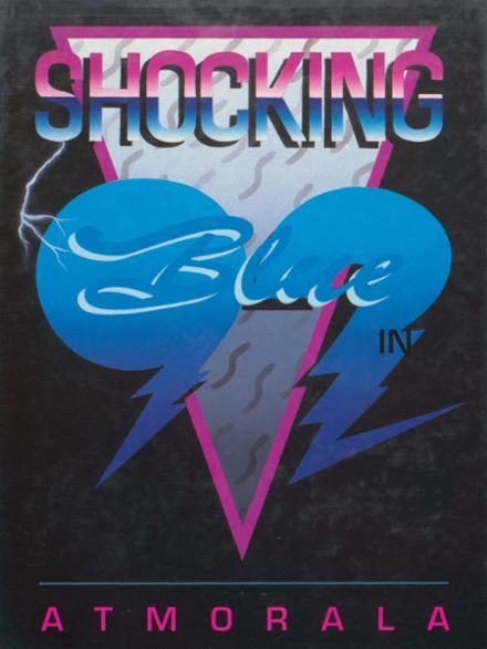 1992 Escambia County High School Yearbook Cover