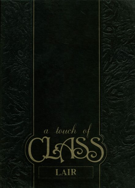 1988 Maplewood High School Yearbook Cover