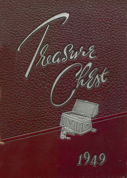1949 Mepham High School Yearbook Cover