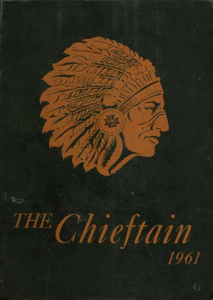 1961 Cohocton Central High School Yearbook Cover