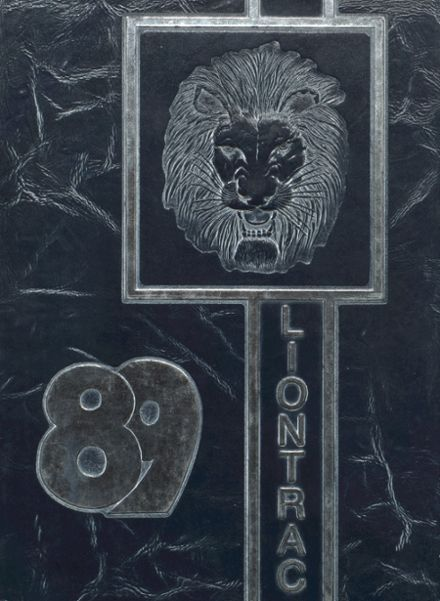 1989 Northwest High School Yearbook Cover