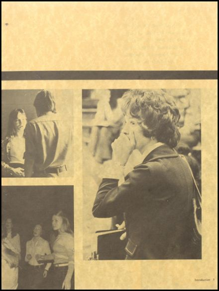 1976 John Glenn High School Yearbook Page 9