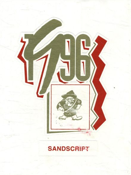 1996 Wirt High School Yearbook Cover