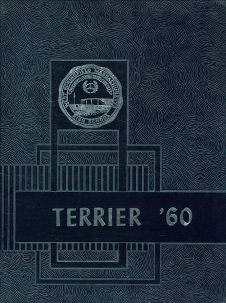 1960 West Springfield High School Yearbook Cover