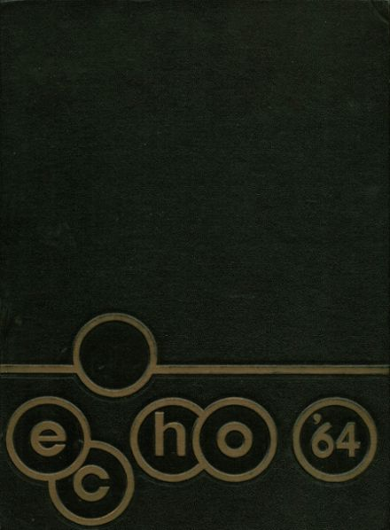 1964 Passaic High School Yearbook Cover