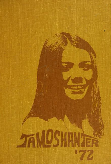 1972 Riverdale High School Yearbook Cover