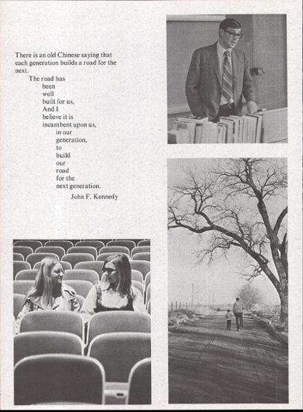 1971 Hutchinson High School Yearbook Page 8