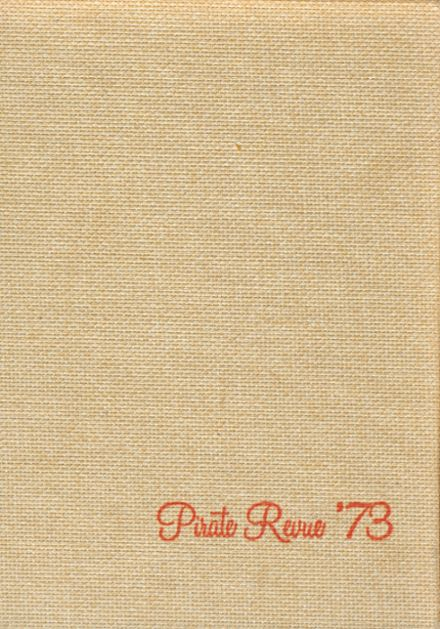 1973 Santa Ynez Valley Union High School Yearbook Cover